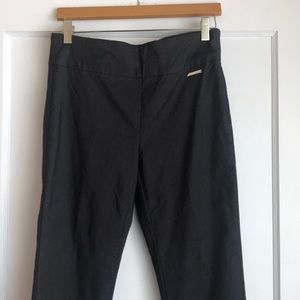 Pants - Dark grey ponte pant